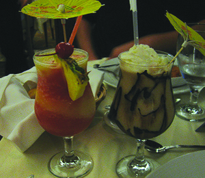 Dining Out in Nassau