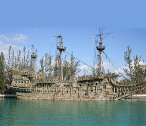 History of Pirates of the Bahamas