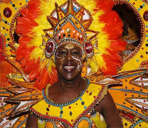 Junkanoo In The Bahamas
