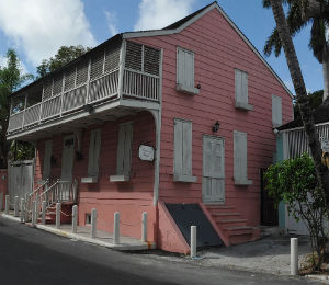 Historic Places of the Bahamas
